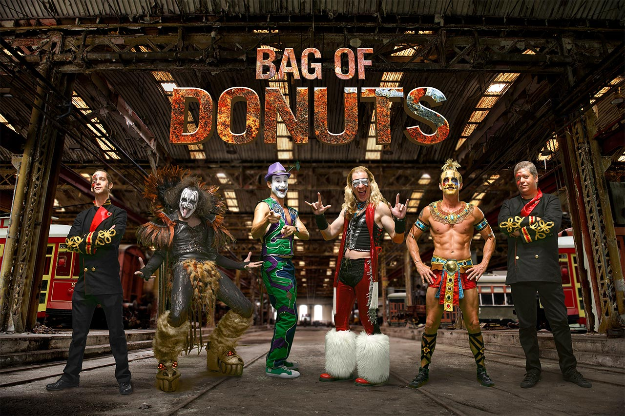 Bag of Donuts 2017