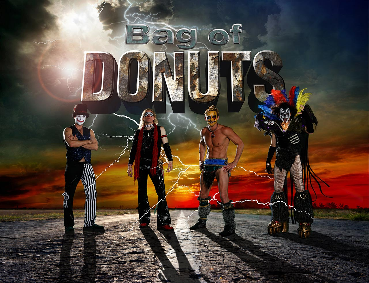 About Bag Of Donuts