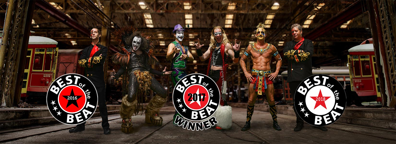 OffBEAT Magazine Best Cover Band: Bag Of Donuts