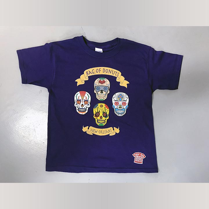 Skulls Youth T